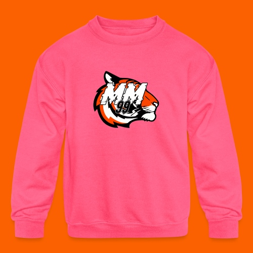 the OG MM99 Unltd - Kids' Crewneck Sweatshirt