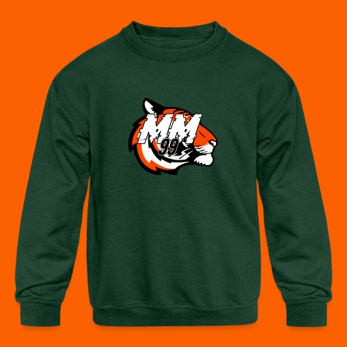 the OG MM99 Unltd - Kids' Crewneck Sweatshirt