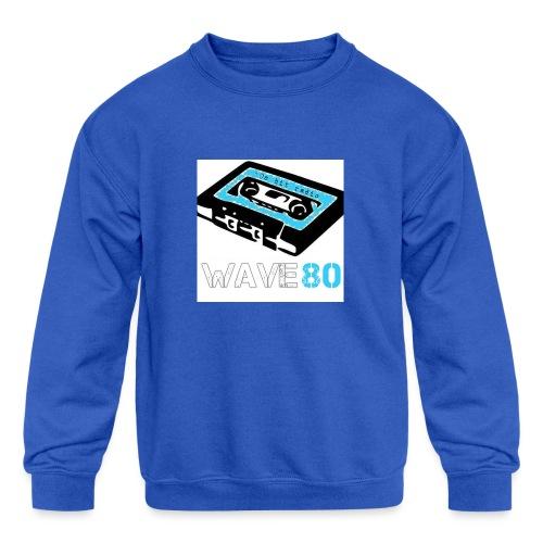 Alt Logo - Kids' Crewneck Sweatshirt