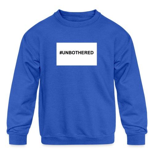 IMG 20180124 100554 - Kids' Crewneck Sweatshirt