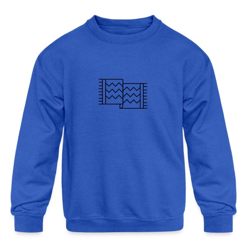 VENDEUR DE TAPIS - Kids' Crewneck Sweatshirt