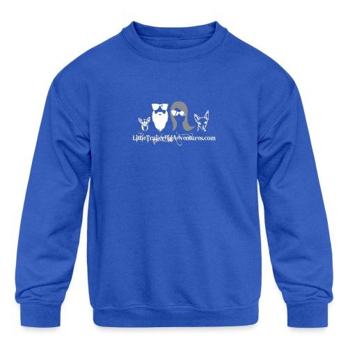 LTBA Head Shots - Kids' Crewneck Sweatshirt