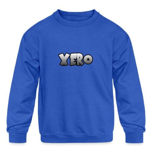 Xero (No Character) - Kids' Crewneck Sweatshirt