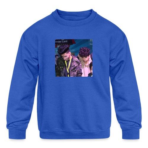 16789000 610571152463113 5923177659767980032 n - Kids' Crewneck Sweatshirt