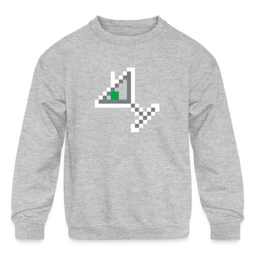 item martini - Kids' Crewneck Sweatshirt