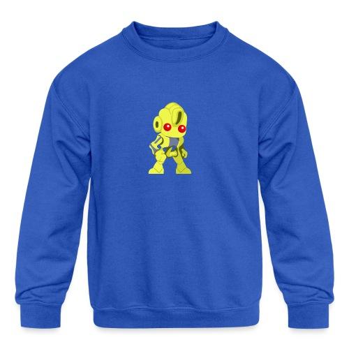 Ex17 Moringa Mens - Kids' Crewneck Sweatshirt