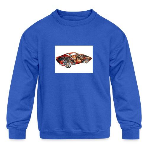FullSizeRender mondial - Kids' Crewneck Sweatshirt