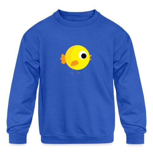 HENNYTHEPENNY1 01 - Kids' Crewneck Sweatshirt