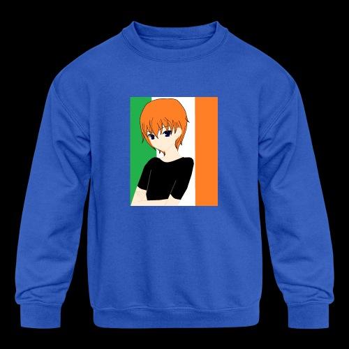 Raging Tempest79 - Kids' Crewneck Sweatshirt