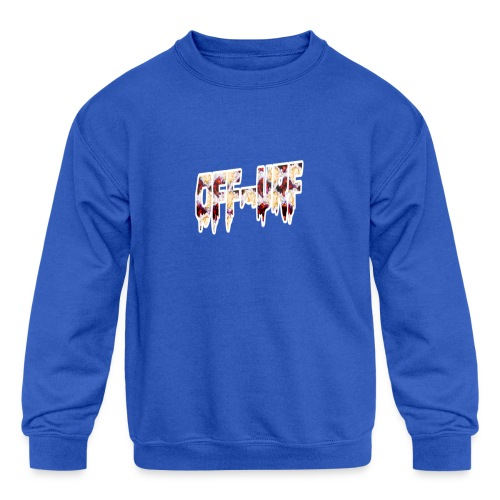 OFF-URF - Kids' Crewneck Sweatshirt