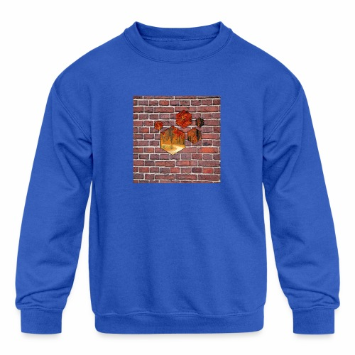 Wallart - Kids' Crewneck Sweatshirt