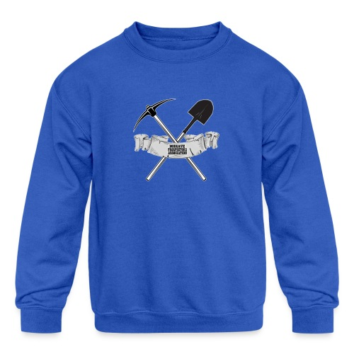 2018 new - Kids' Crewneck Sweatshirt