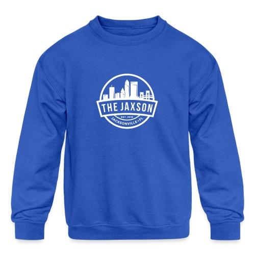 The Jaxson Light - Kids' Crewneck Sweatshirt
