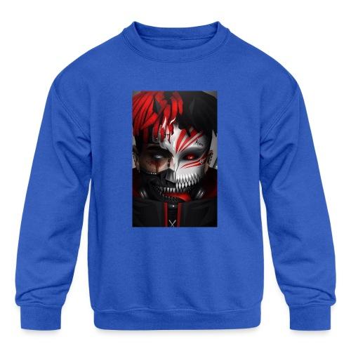 Teen gang - Kids' Crewneck Sweatshirt