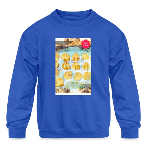 Best seller bake sale! - Kids' Crewneck Sweatshirt