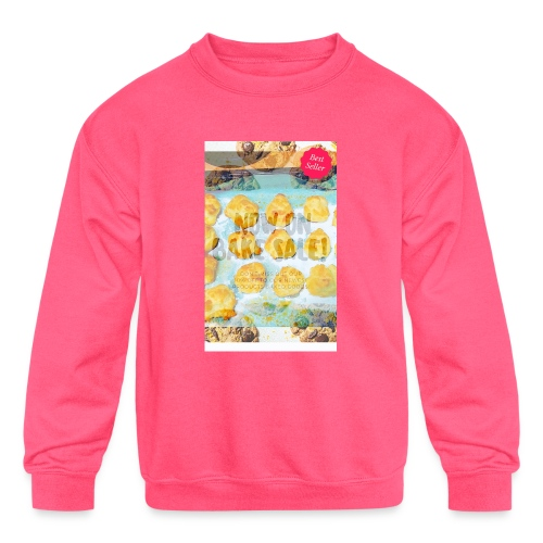 Best seller bake sale! - Kids' Crewneck Sweatshirt