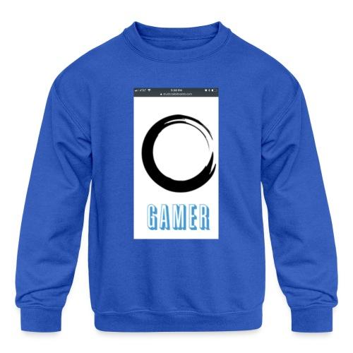 Caedens merch store - Kids' Crewneck Sweatshirt