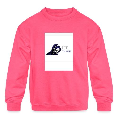 IMG 0196 - Kids' Crewneck Sweatshirt