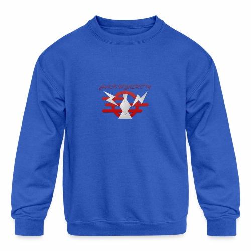 Thunderbird - Kids' Crewneck Sweatshirt