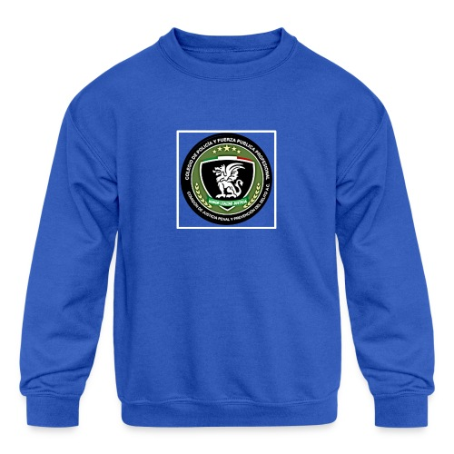 Its for a fundraiser - Kids' Crewneck Sweatshirt