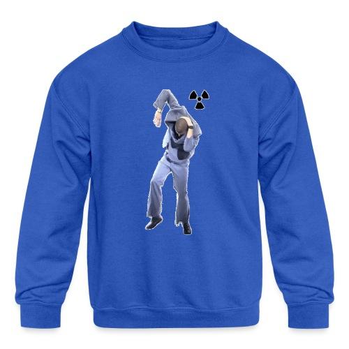 CHERNOBYL CHILD DANCE! - Kids' Crewneck Sweatshirt