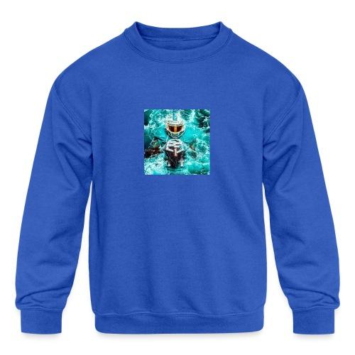 JUICY LANDRY - Kids' Crewneck Sweatshirt