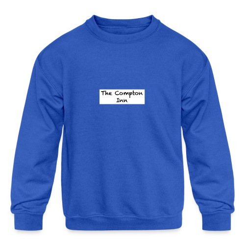 Screen Shot 2018 06 18 at 4 18 24 PM - Kids' Crewneck Sweatshirt