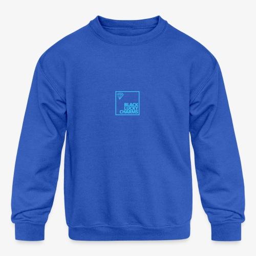 Black Luckycharmsshp - Kids' Crewneck Sweatshirt