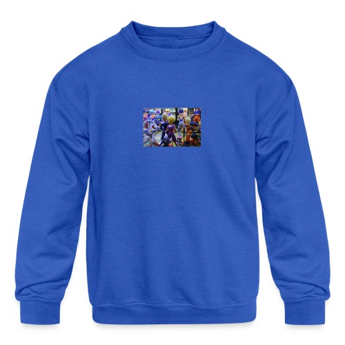 cartoons - Kids' Crewneck Sweatshirt