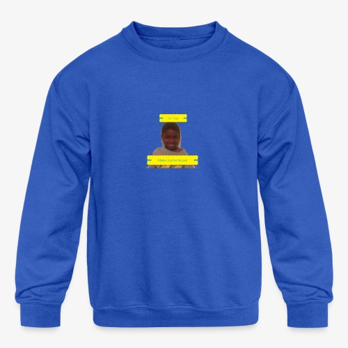 CJ Toys Make Some Noise! - Kids' Crewneck Sweatshirt