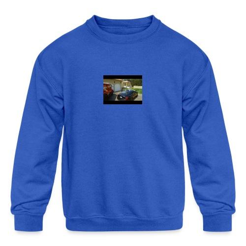ESSKETIT - Kids' Crewneck Sweatshirt