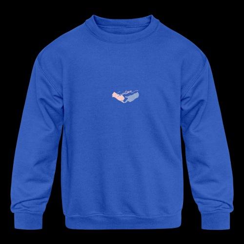 Black T-Shirt - Seventeen - Kids' Crewneck Sweatshirt