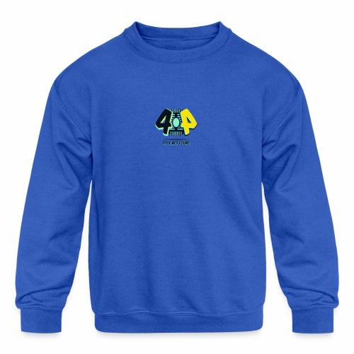 404 Logo - Kids' Crewneck Sweatshirt