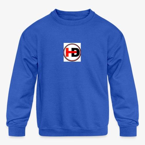 HDGaming - Kids' Crewneck Sweatshirt