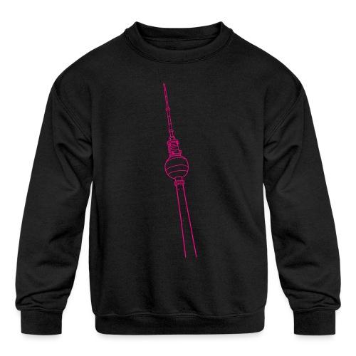 Berlin TV Tower - Kids' Crewneck Sweatshirt