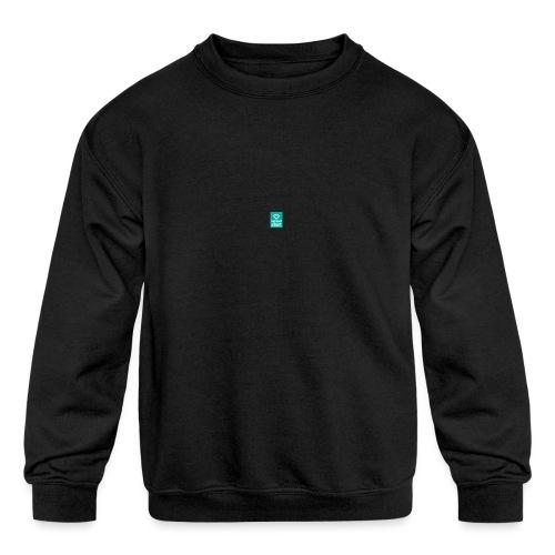 mail_logo - Kids' Crewneck Sweatshirt
