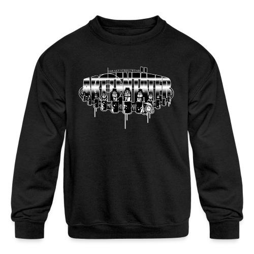 Arttentäter 5 - Kids' Crewneck Sweatshirt