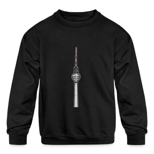 TV-Tower Berlin - Kids' Crewneck Sweatshirt
