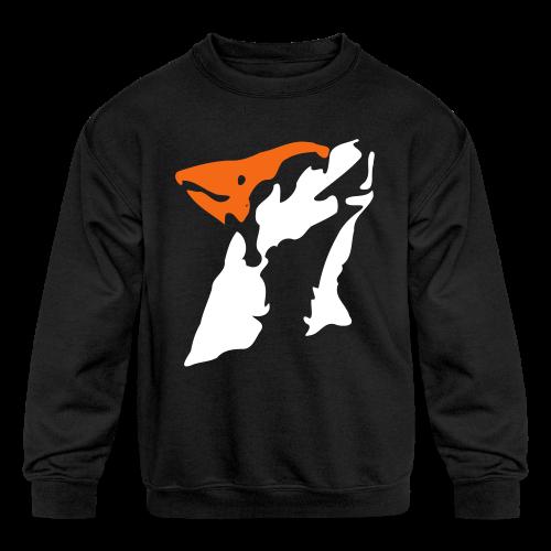 STARFOX Vector - Kids' Crewneck Sweatshirt