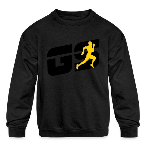 sleeve gs - Kids' Crewneck Sweatshirt