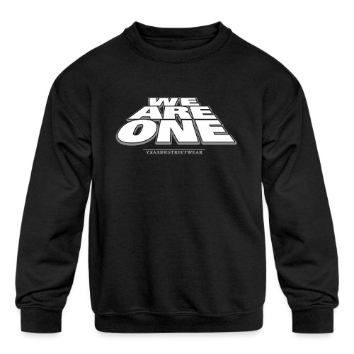We are One 2 - Kids' Crewneck Sweatshirt