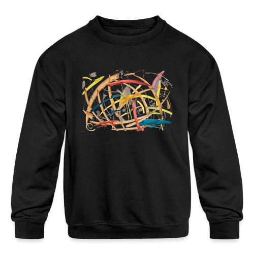 Farm - Kids' Crewneck Sweatshirt