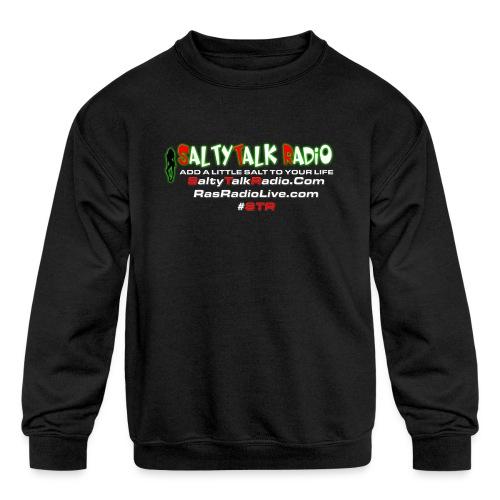 str back png - Kids' Crewneck Sweatshirt
