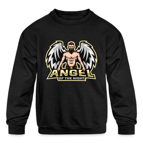 AngeloftheNight091 T-Shirt - Kids' Crewneck Sweatshirt