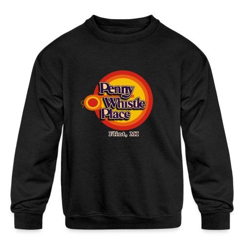 Penny Whistle Place - Kids' Crewneck Sweatshirt