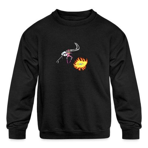 Gape Tee - Kids' Crewneck Sweatshirt