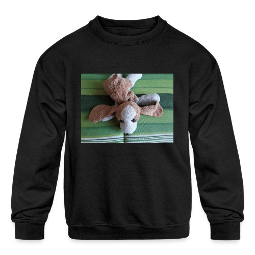 Capi shirt - Kids' Crewneck Sweatshirt