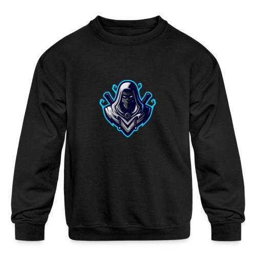 CASUAL DEGREE - Kids' Crewneck Sweatshirt