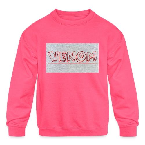 Venom - Kids' Crewneck Sweatshirt