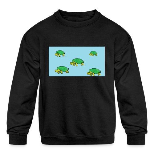 hib2 png - Kids' Crewneck Sweatshirt